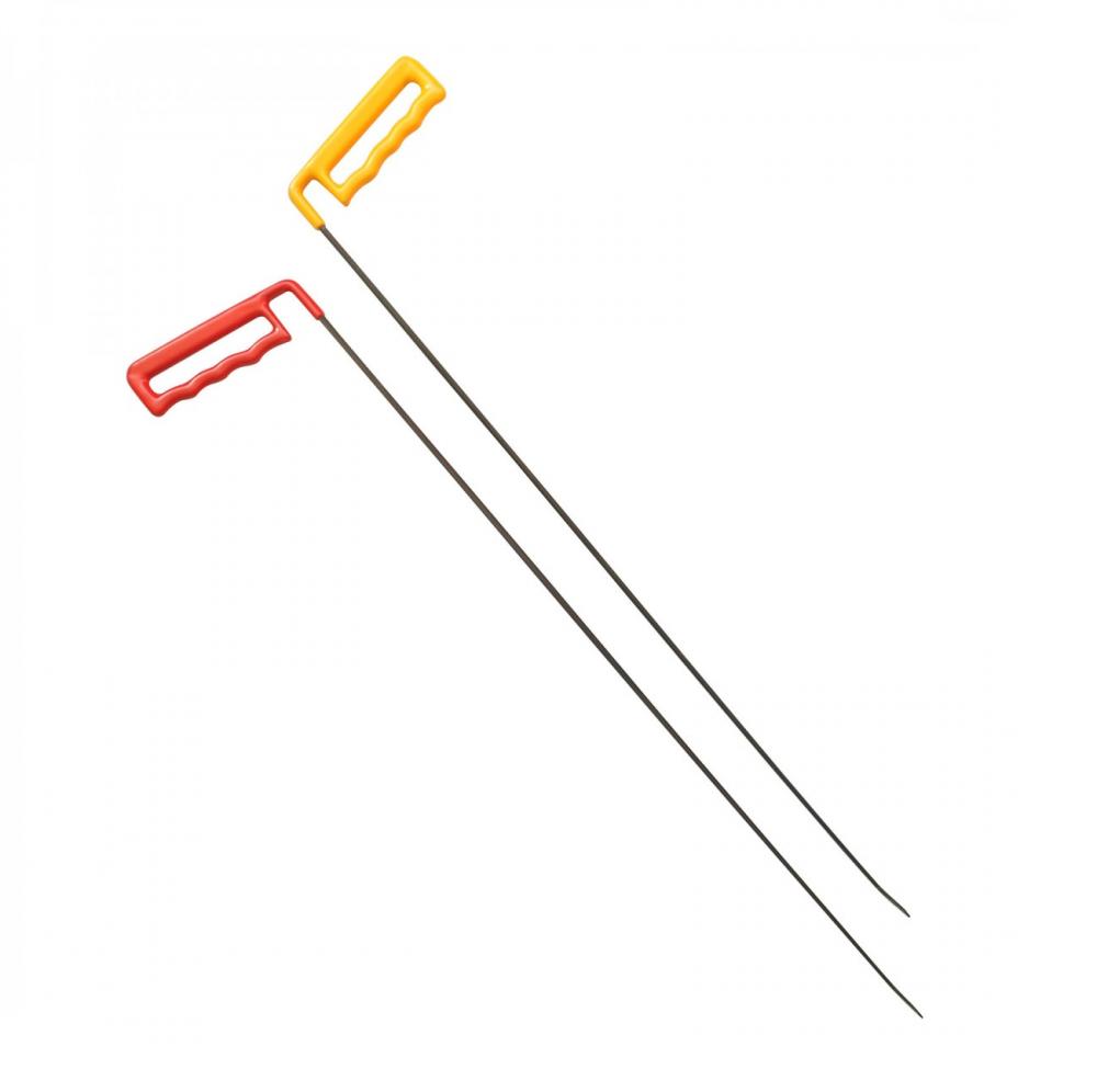 Detalhes do produto Kit hastes espada com dobra para esquerda e para direita 55cm