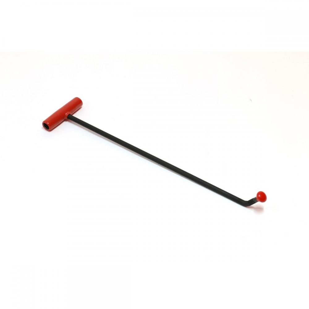 Detalhes do produto Alavanca Roscada - 60cm x 11mm - Ponta 45º - 1 Dobra
