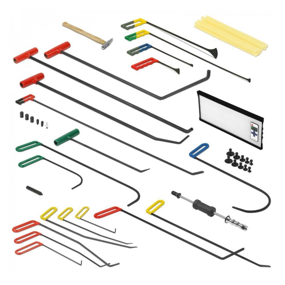 Detalhes do produto Kit Granizo com luminária de LED