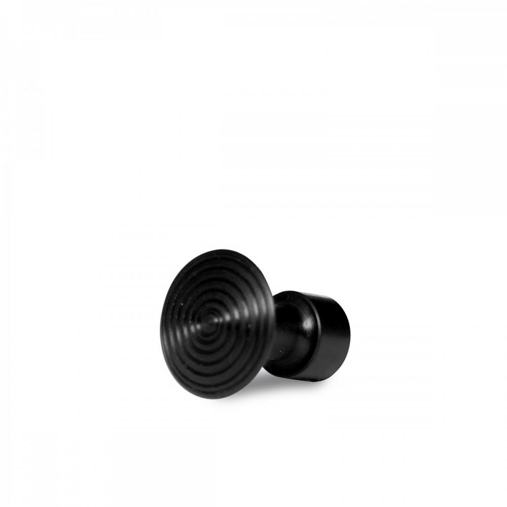 Detalhes do produto Ventosa Fast redonda preta 20 mm