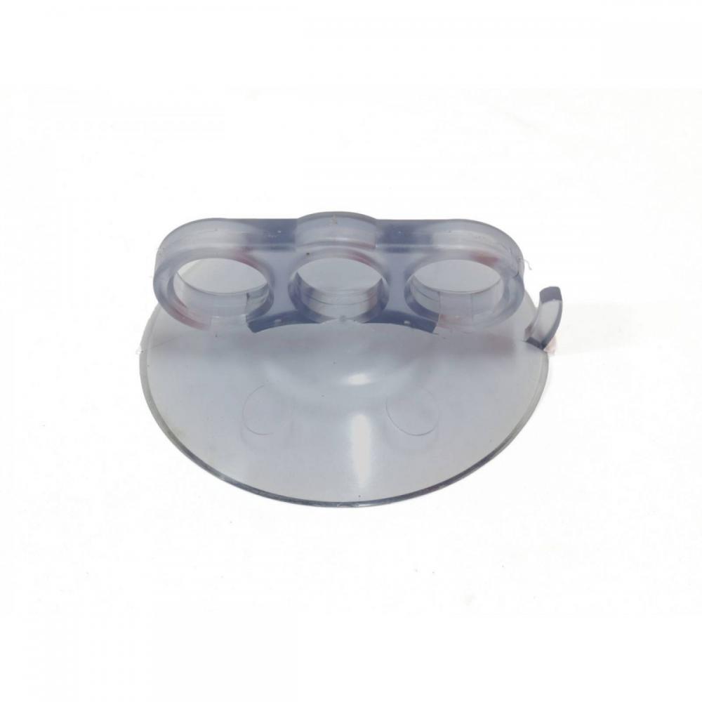 Ventosa de silicone com pegador - Foto 1
