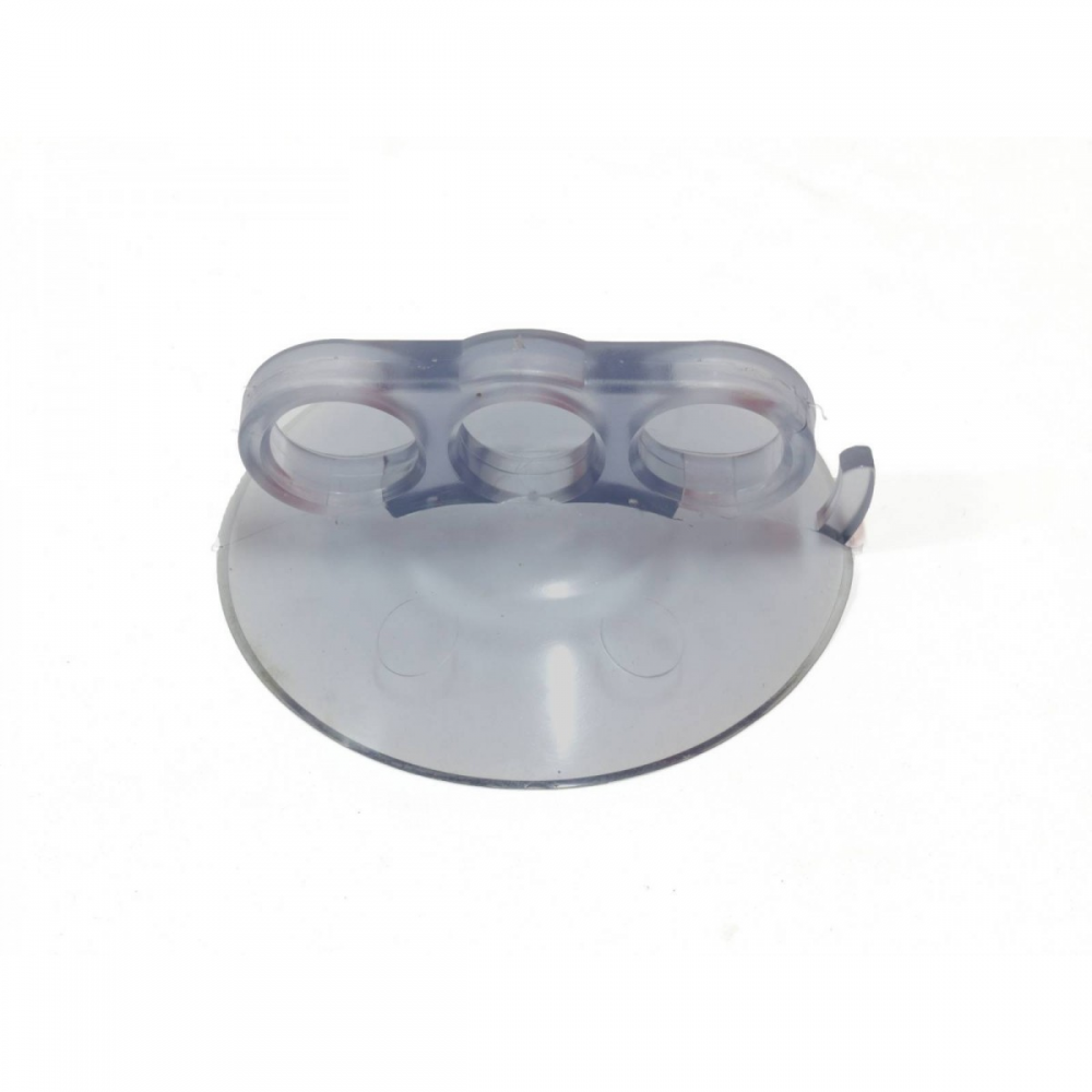 Detalhes do produto Ventosa de silicone com pegador
