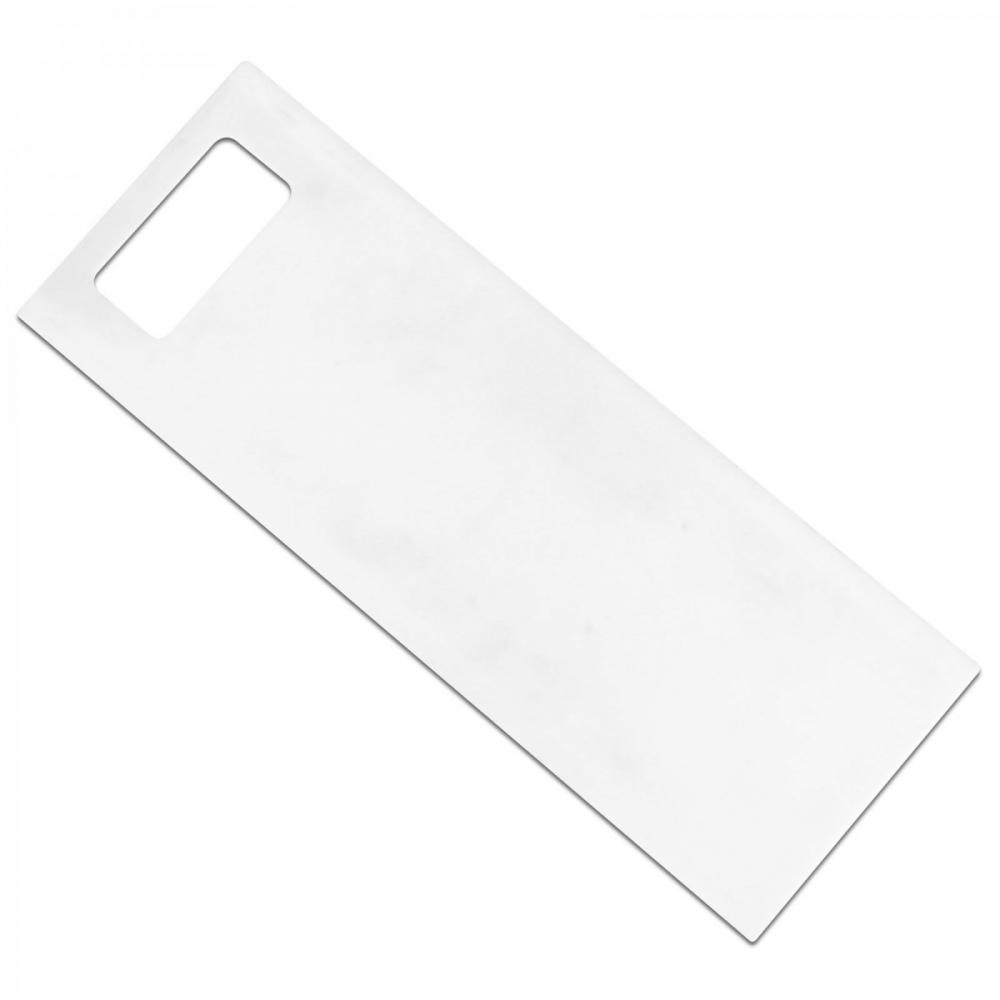 Detalhes do produto Lente Acrílica 40 cm c/ furo