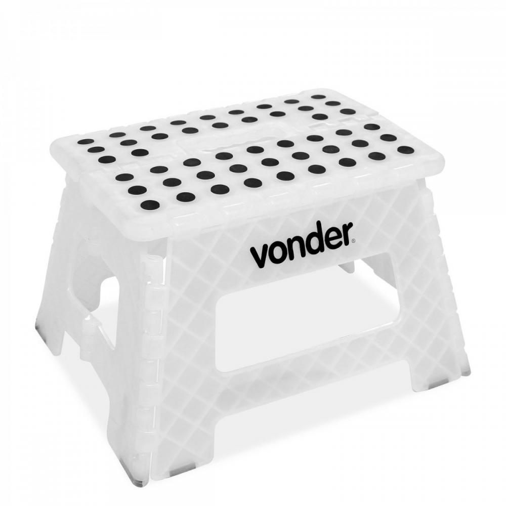 Detalhes do produto Banco dobrável Vonder